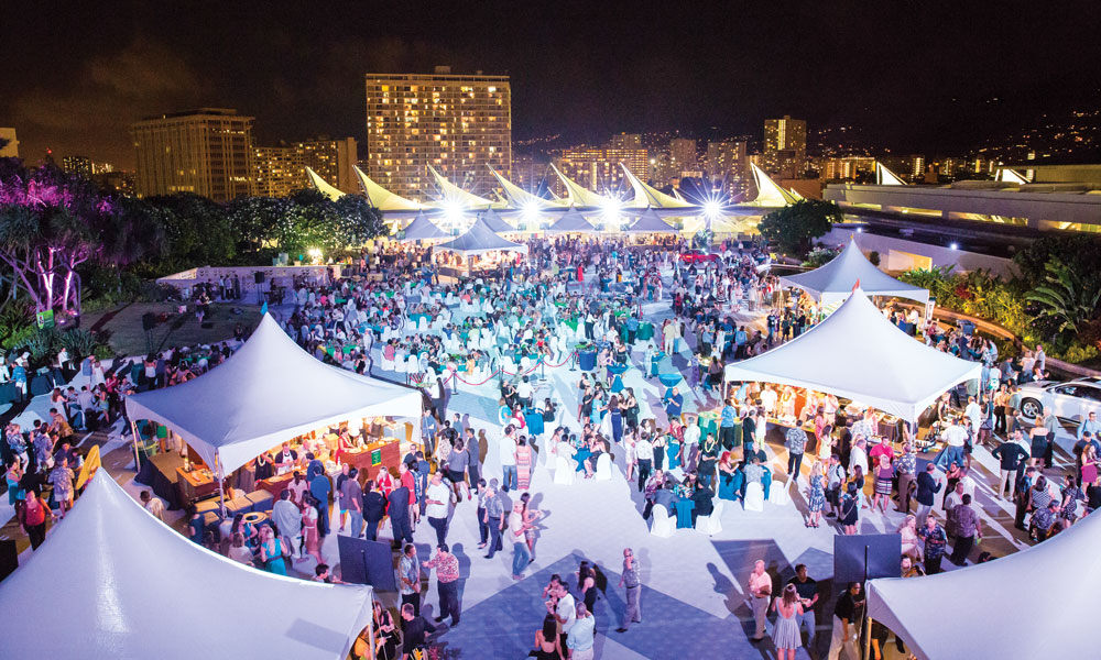 Hawaii Food & Wine Festival Review