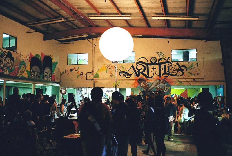 Art + Flea Hawaii Event Review