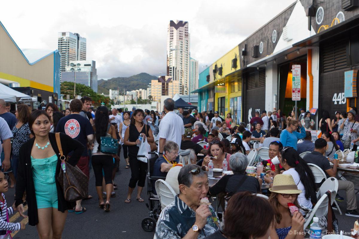 Honolulu Night Market Review