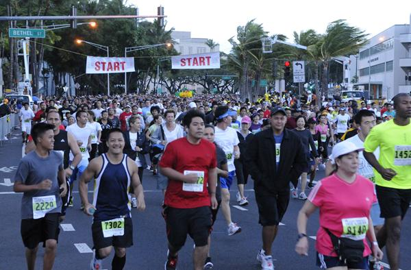 About The Great Aloha Run